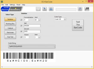 EC4™BarCode Solution